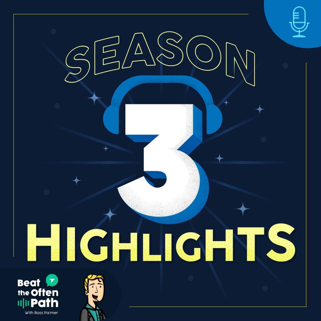 Ep. 37 - Season 3 Highlights