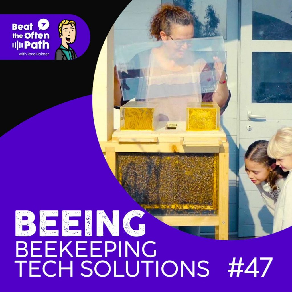 Ep. 47 - Beeing.it: The Game-changer of Urban Beekeeping